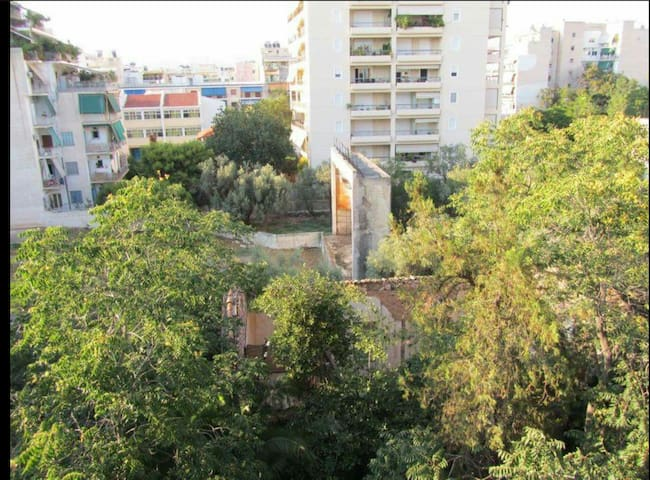 ONE BEDROOM APARTMENT ATHENS - Αθήνα - Apartemen