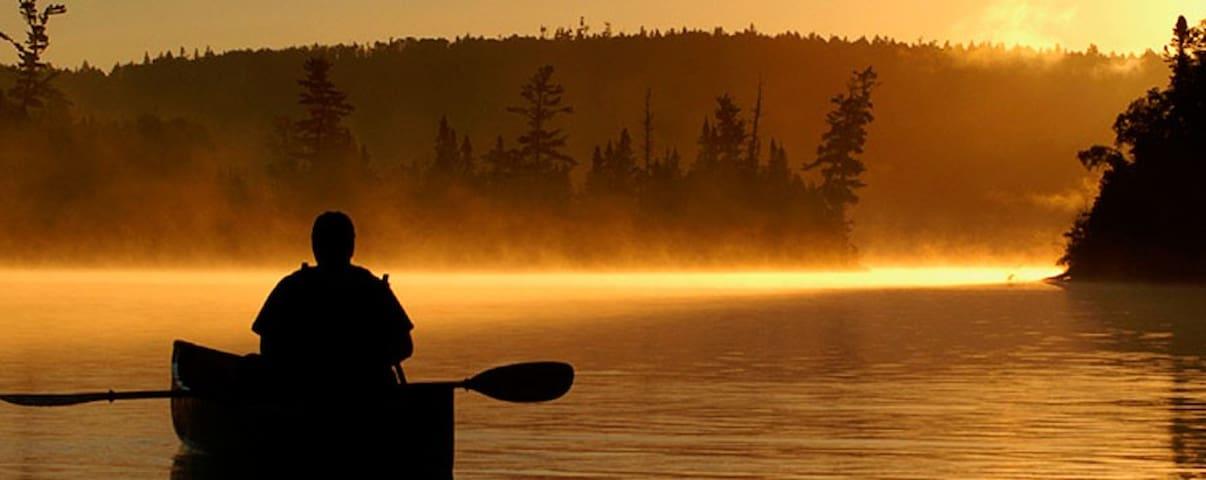 Timber cabin ByThe Fam.Lakes Norway - Gran - Srub