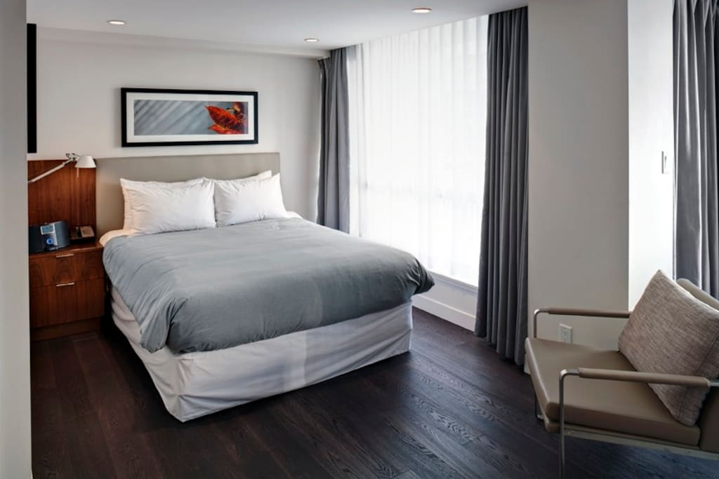 Have a restful night sleep on our custom-made luxurious mattresses