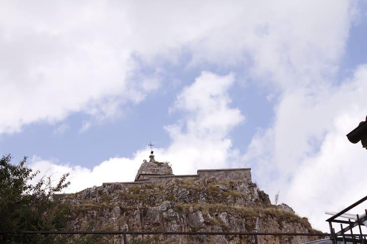 Casa indipendente RoccadiMezzo - Rocca di Mezzo - Huis