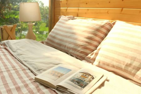 Free wifi, Tatami room with Ensuite, Great mountain view and big yard, special experience!