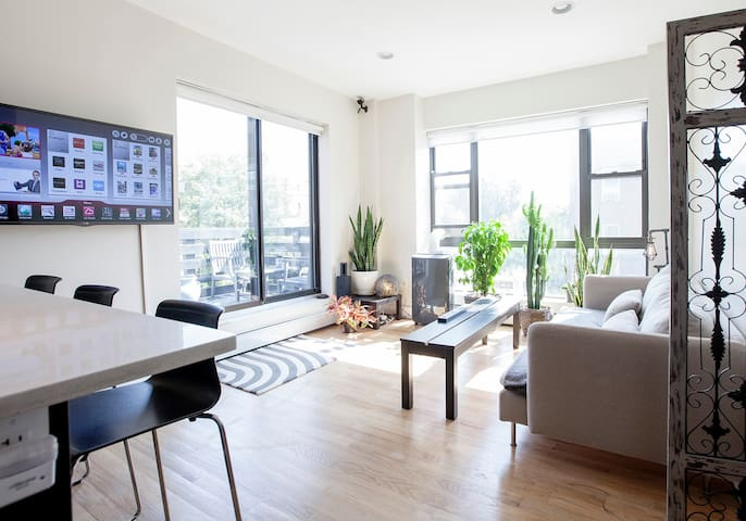 2 Beds Option + Roof Deck, Sunshine Bushwick - Brooklyn - Apartamento