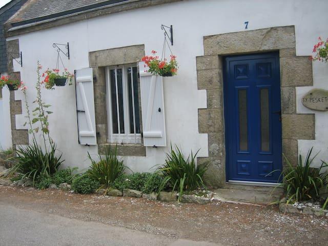 Sympathique maison de pêcheur - Erdeven - Haus