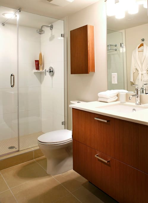 Two bedroom yaletown apartment suite apartments for rent for Bathrooms r us vancouver