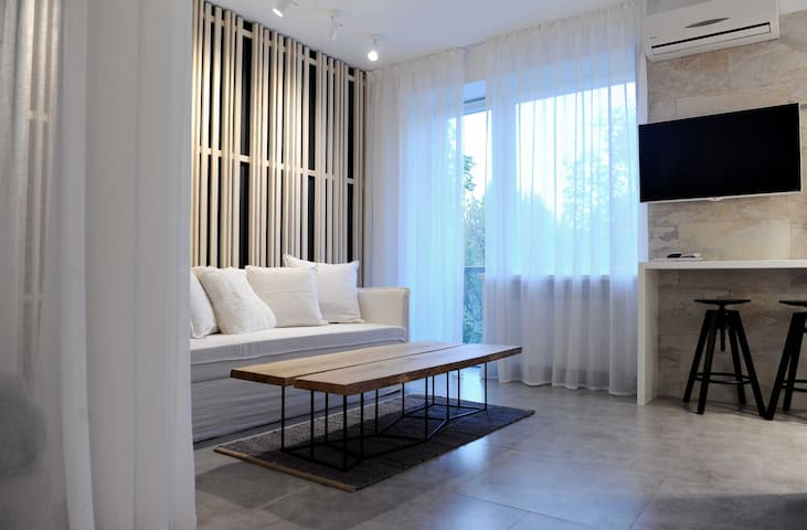 NEW designer apartment at Pechersk - เคียฟ