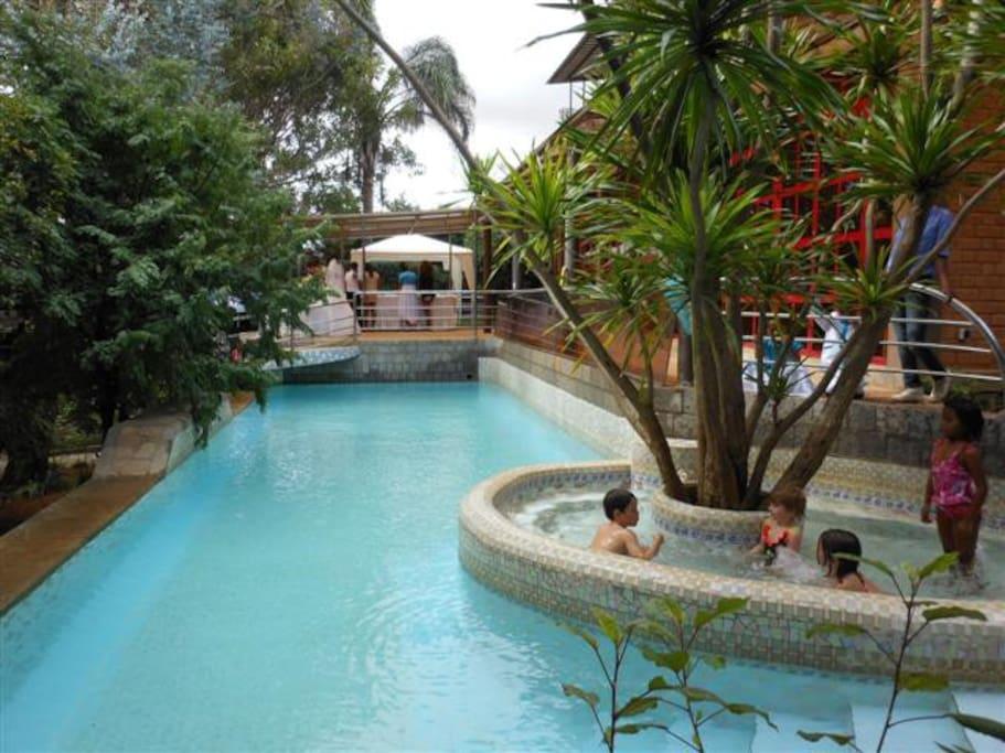 Villa Vergissmeinnicht - piscine pour les enfants