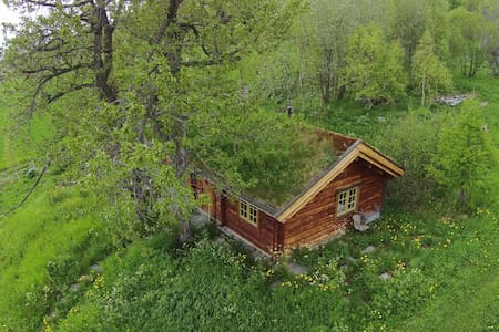 Log cabin, cozy and modern. - Oppdal - Cabana