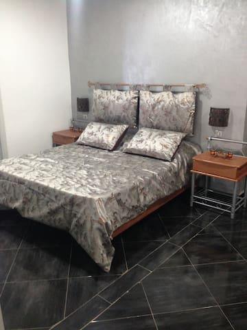 appartement 2P paradis plage aîn el turc - Aïn El Turk - Wohnung
