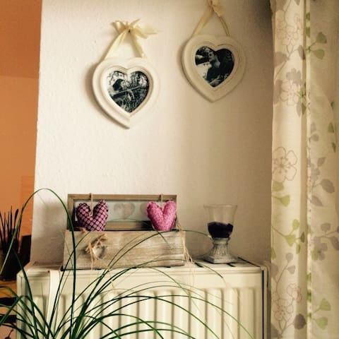 Schöne Wohnung am Bodensee - Friedrichshafen - Lägenhet