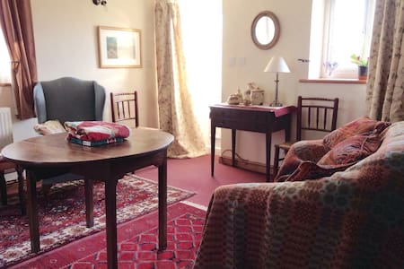 Cottage retreat in Welsh hills - Llanbadarn-y-garreg - บ้าน