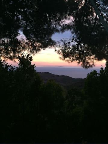 Malibu Mountain Getaway