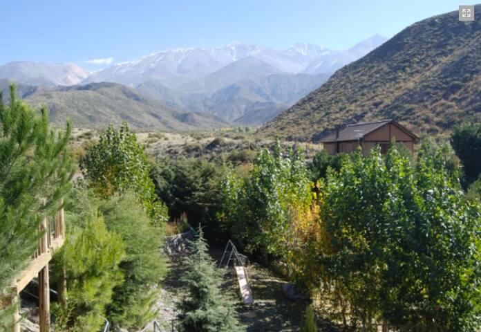 Mountain Bungalow(Mendoza, Arg.)
