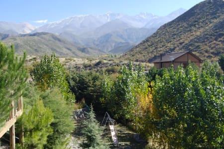 Mountain Bungalow(Mendoza, Arg.) - Potrerillos, Lujan de Cuyo