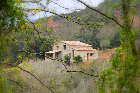 RURAL Farmhouse near GIRONA AIRPORT - Amer