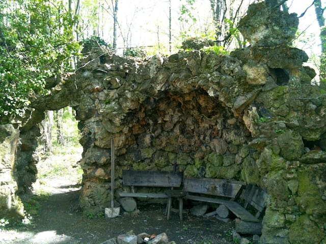 cave for grill