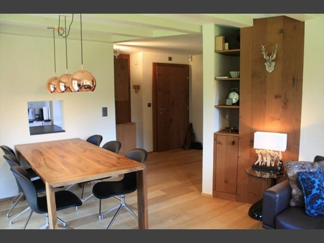 Charming Mountain Chalet Apartment - Rougemont