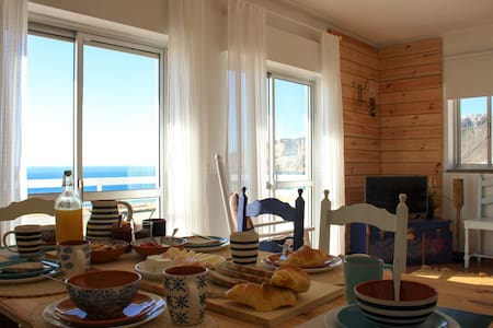 Casa Azul - Nazaré, sea front - Nazaré - Appartement