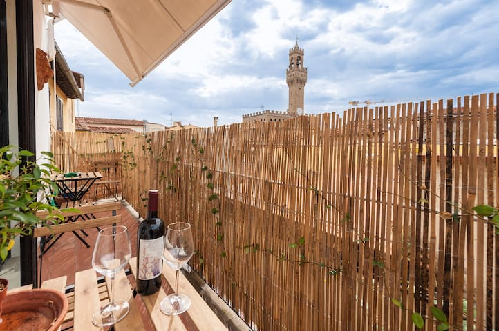 Signoria Penthouse, Terrace & Wine