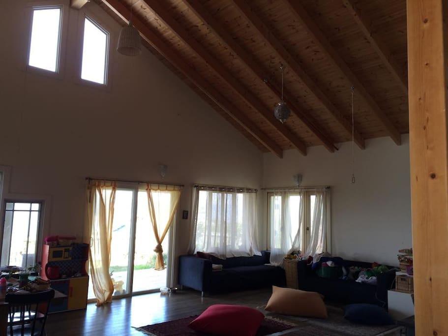 living room-east