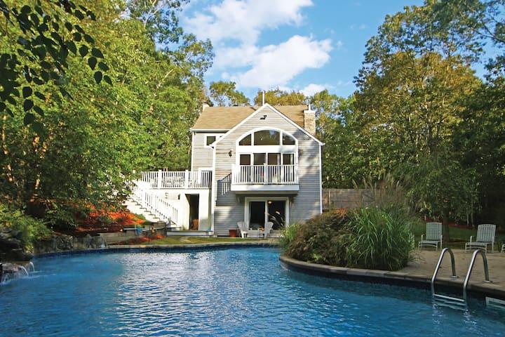 Hamptons Sag Harbor Privacy6Min Bridgehampton Twin