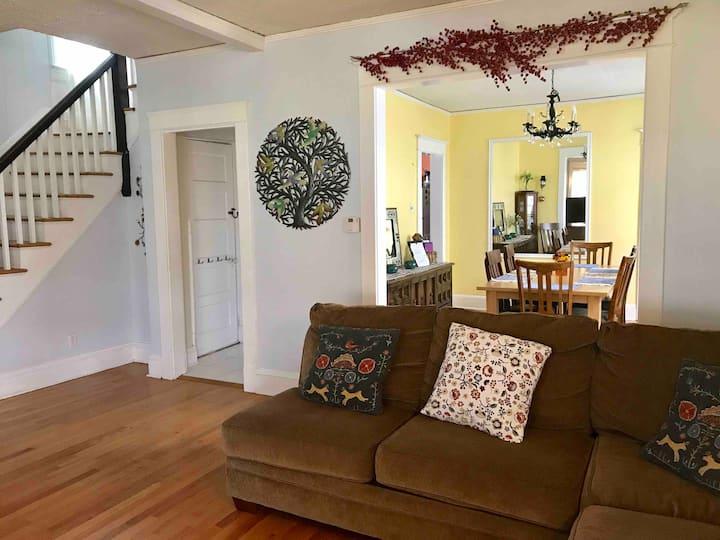 City Charm meets Cozy Living-near Albany Med