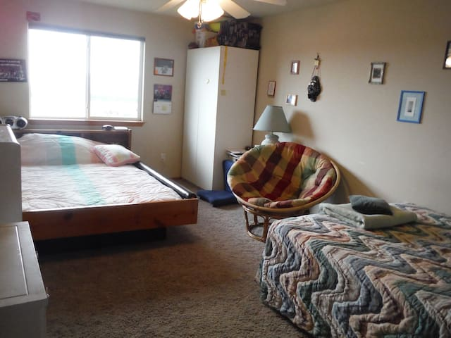 Sweet Suite 1 mile from USAFA/I-25 - Colorado Springs - Casa