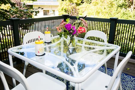 My Favorite Air BnB on Forbes - Pittsburgh - Bed & Breakfast