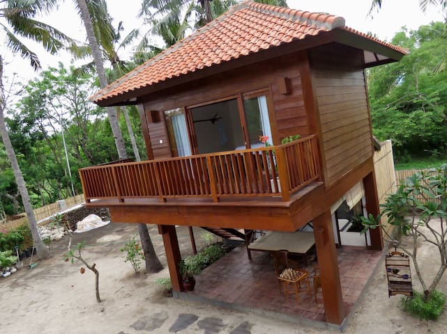 Villa Bagus 5, Gili Meno - Pemenang - Bungalow