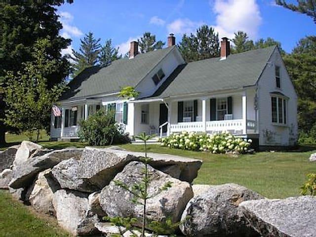 Freeland Acres - Franconia - Huis