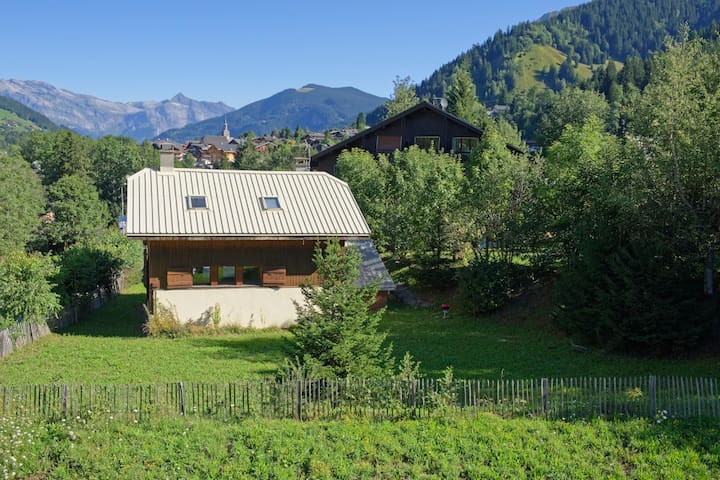 Lovely Chalet in the French Alps - Les Contamines - Les Contamines-Montjoie - Casa