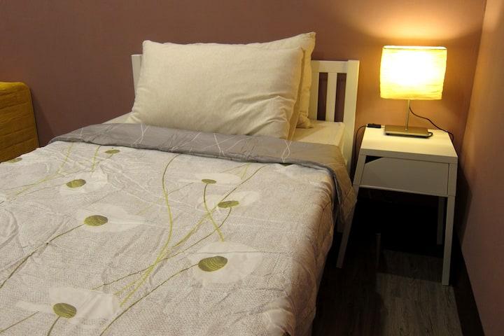 Penny的公寓小屋 / To MRT 3 分鐘 Room 3-4