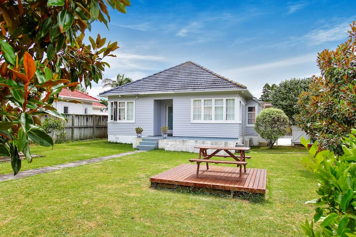 single room +breakfast+ garden - Auckland - Bed & Breakfast