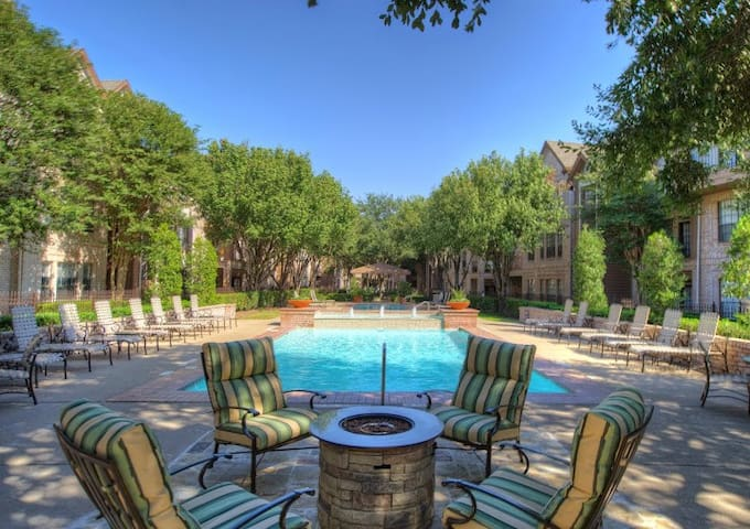 Shared Rooms At Medical Center - Houston - Flat