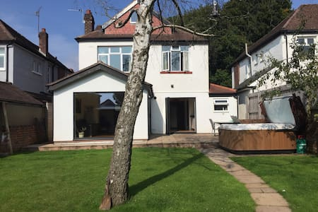 A Little Luxury in Llandaff up to 5 - Cardiff - Rumah