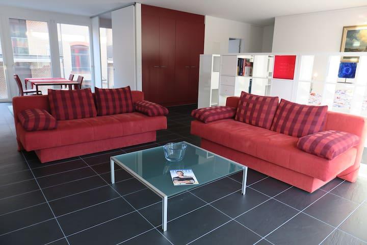 Top Class City Studio - Zug - Apartment
