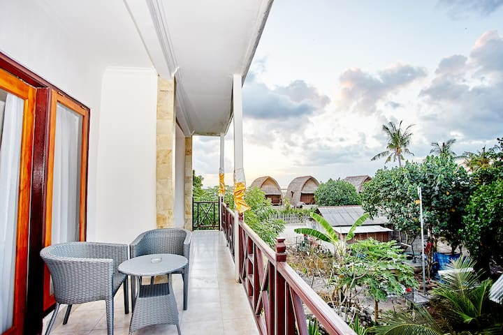 1 Bedroom Partial Sea View@Nyuh Gading1 - Lembongan island - 獨棟