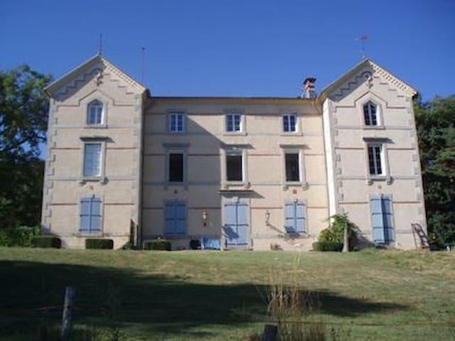 Le Petit Château, Apartment 4 - Cuxac-Cabardès - Apartmen
