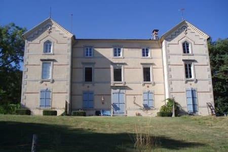 Le Petit Château, Apartment 4 - Cuxac-Cabardès - Pis