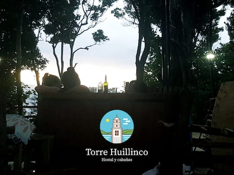 Torre Huillinco (Cabañas del Lago Huillinco)