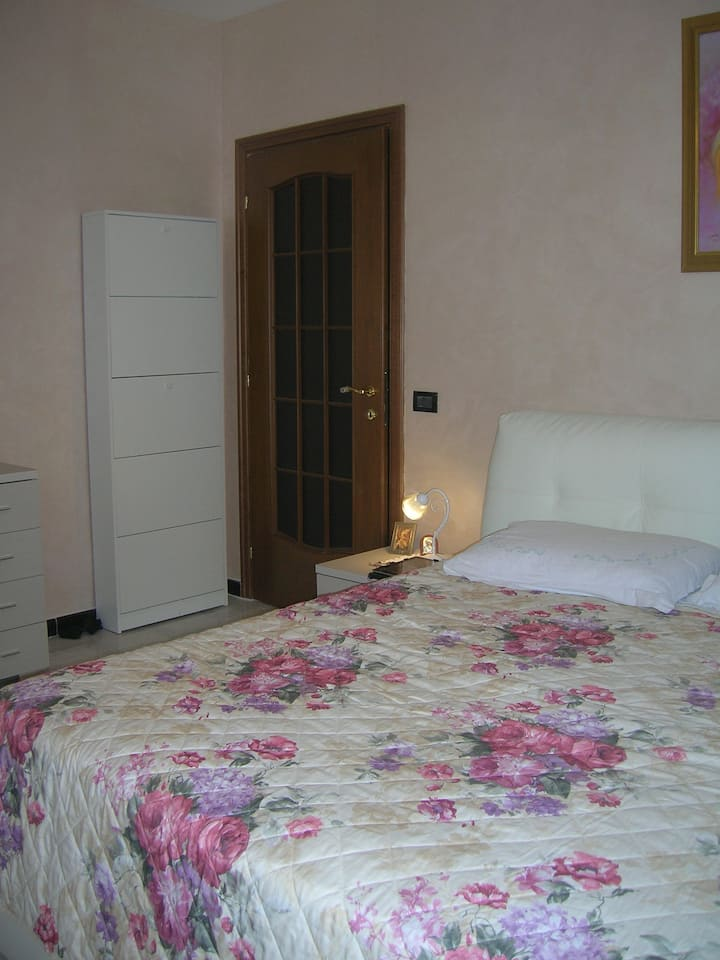 stanza da letto BIANCA