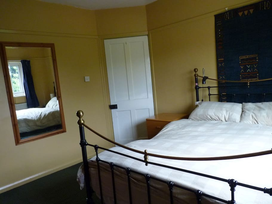 Second large double bedroom