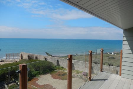 Selsey Seascape Beach House - Selsey - Casa