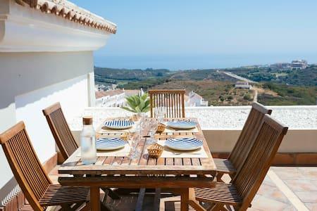 Casares Malaga, Mediterranean Views - Casares