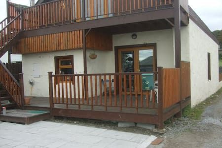 Spacious apt,balcony,sauna - claremorris