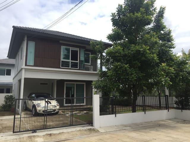 Little home with garden - Bangkok - Dom
