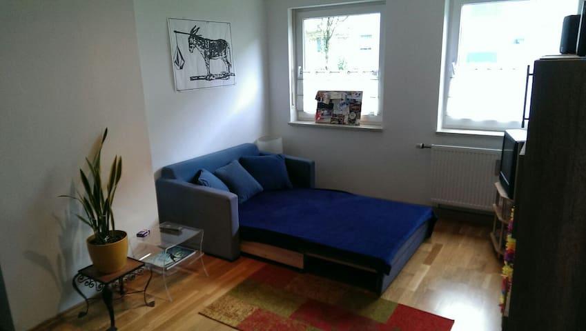 Cozy & Central - 2 room flat - 46qm - Monachium