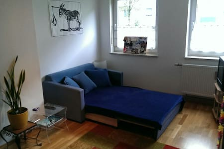 Cozy & Central - 2 room flat - 46qm - Mnichov - Byt