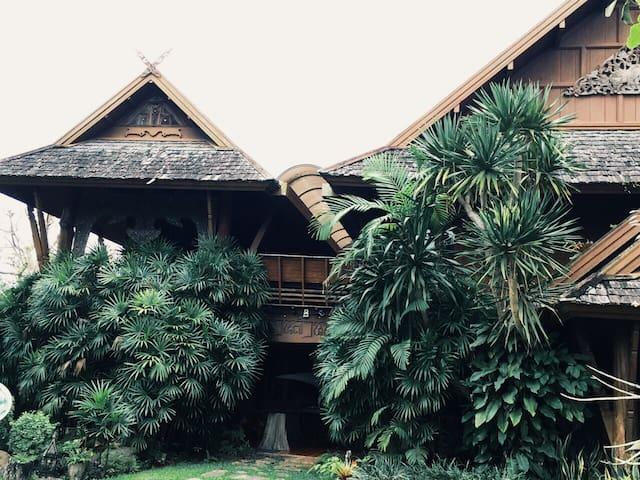 Suannontri's villa Chiangmai - Nong Chom - Ev