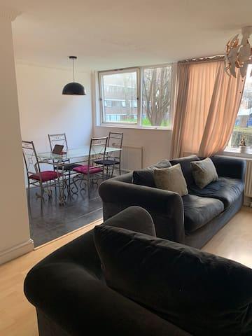 Private room next to Portobello and Notting hill