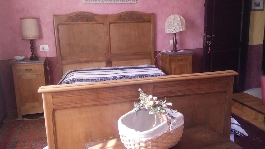 Camera rosa - Parma sala baganza - Bed & Breakfast